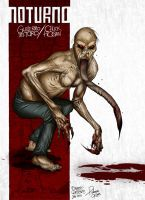 The Strain - Vampire by EduardoCardenas