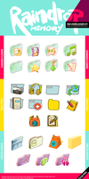 RM Unreleased Icons 1 by Raindropmemory