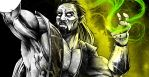 WIP - Shang Tsung by thefreshdoodle