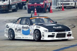 Bendix Ultimate Drift Team Nissan Silvia S13 by sudro