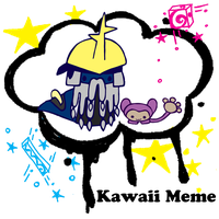 Kawaii Meme: Barbossa and Jack by DasherDoodle