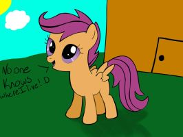 Where does Scootaloo Live? by t89pepper