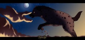 His creatures by SilverNoia