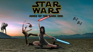 Star Wars Ashes of the Dark Side by MagicalArriflex