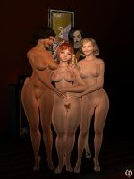 You go, girl by Artistic-Nudes-Club