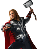 THOR png by Qwaseer