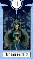 Otherside Oct Tarot Card Marea by LaZella