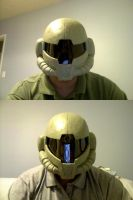 Samus Helmet-Before+After by red3183