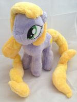 Disney Tangled Rapunzel Pony! by laurilolly-crafts