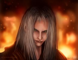 Sephiroth by Mick2006