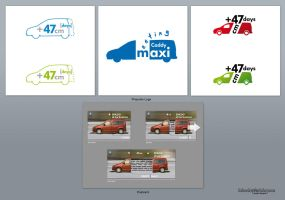 Volkswagen Caddy Maxi by m-A-s