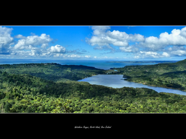 Waitakere Ranges by tezzan