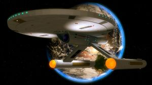 USS T'pol TEST IMAGE by PUFFINSTUDIOS