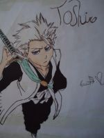 toshiro by eve12no2name
