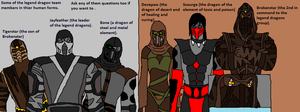 Ask Members in the legend dragon group questions 1 by Natalia-Clark