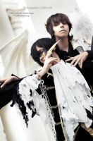 CODE GEASS: hesitation by KoujiAlone