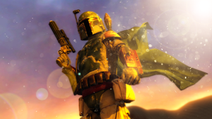The Best Bounty Hunter in the Galaxy by DarthS4nchez