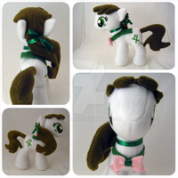 Sailor Jupiter Pony  Custom Made by Aleeart7