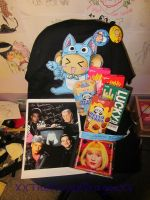 What I Bought At The Expo by XXThePurpleDragonXX