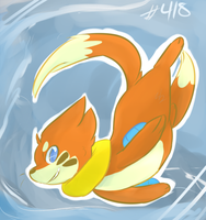 buizelll by RabbitBatThing