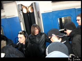 Timo-Timo, Archzie and Aor by fenrir-bassist