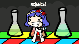 Kanako's SCIENCE Dance (Animated!) by Spaztique
