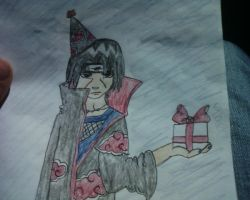 itachi-B-day by KK-koolness