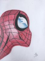 Spiderman classic - marvel by Wendy0