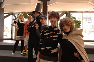 Ganime 2010 group by Mytis