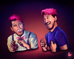 The Interview Part II | Markiplier by SimplEagle