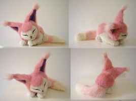 Do Not Disturb the Skitty by SarityCreations