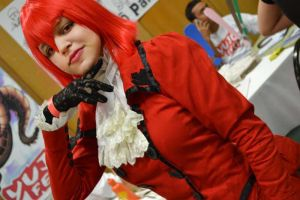 Madame Red - Cosplay by Voltrotz