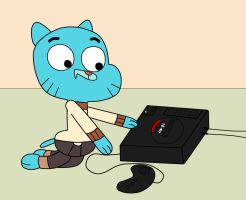 Gumball The First by 04StartyCornOnline88