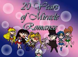 (Sailor Moon) 20 Years of Miracle Romance [PV] by LordQuadros