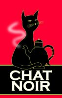 Chat Noir by Cartoon-Eric