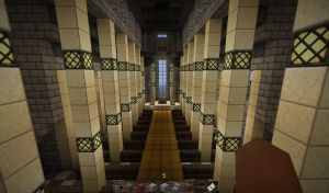 New Vorge Cathedral - Interior by Spacer176