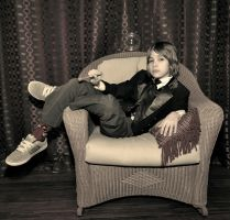 Childhood Sophistication 3 by KiaraWphotography