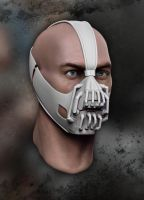 Bane - Dark Knight Rises by PatrickvanR