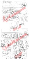 comic wip by lydia kencana by dottypurrs