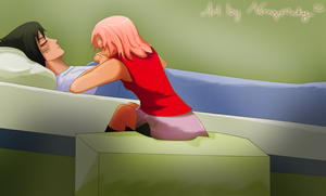 At The Bedside by NorngPinky