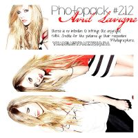 Photopack #212 Avril Lavigne by YeahBabyPacksHq