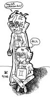 Eridan: Bother Sollux. by Zalehard13