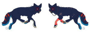 Playlist Wolf Adopt - Adopted by Feralx1
