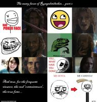 The many faces of Rumpelstiltskin... part 2 by Omorocca