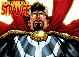 Dr Strange by HectorBarrientos