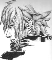 Noctis Lucis Caelum FFvXIII by FireDestined4