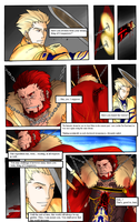The King's Last Stand by hentist