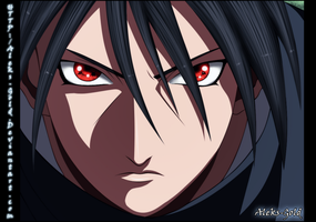 Itachi by Aleks-Gold