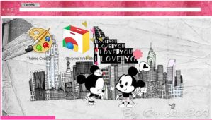 Theme - Micky and Mini Love by SriitaDeWatt