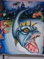 Abomination Of The Ocean by darkchapel666